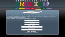 CJ English Plus - Zapisy (Tworzenie Stron Internetowych RaVns)