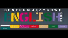 CJ English Plus - logo (Projektowanie Stron WWW RaVns)