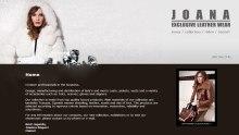 JOANA Exclusive Leather Wear - Owner Joanna Bogacz (Tworzenie Stron Internetowych RaVns)