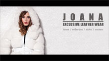 JOANA Exclusive Leather Wear - logo