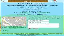 ZPNS Miejskie Przedszkole nr 10 i Miejskie Przedszkole nr 11-Specjalne - Kontakt (Projektowanie Stron WWW RaVns)
