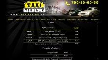 Tele-Taxi Nowy Sącz - Cennik (Projektowanie Stron WWW RaVns)