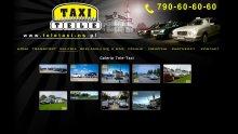 Tele-Taxi Nowy Sącz - Galeria (Tworzenie Stron Internetowych RaVns)
