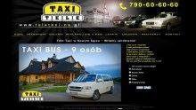 Tele-Taxi Nowy Sącz (Projektowanie Stron WWW RaVns)