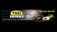 Tele-Taxi Nowy Sącz - logo (Tworzenie Stron Internetowych RaVns)