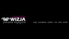 WIZJA Pracownia Artystyczna - logo (Projektowanie Stron WWW RaVns)