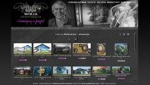 WIZJA Pracownia Artystyczna - Galeria malarstwo elewacje (Tworzenie Stron Internetowych RaVns)